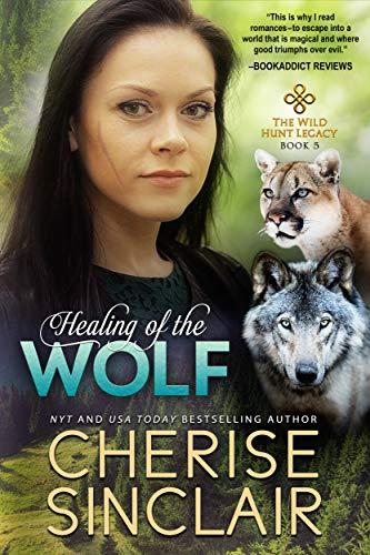 Healing of the Wolf is a must read werewolf romance novel.