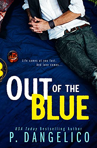 Out of the Blue is a new romance book release for October 2021.