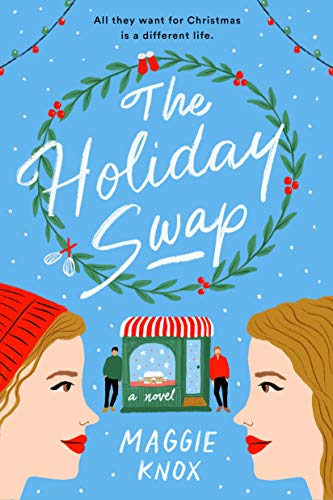 The Holiday Swap is a new romance book release for october 2021.