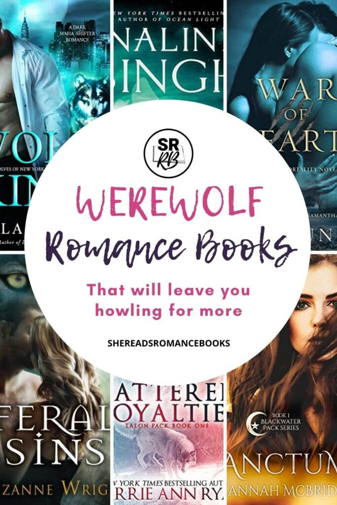 Check out the best book list of werewolf romance books worth reading that will leave you howling for more.