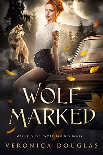 Wolf Marked is one of the best werewolf romance books worth reading.
