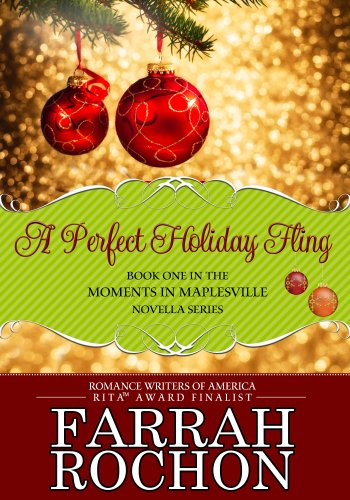 A Perfect Holiday Fling is one of the holiday's must read Christmas romance novellas.