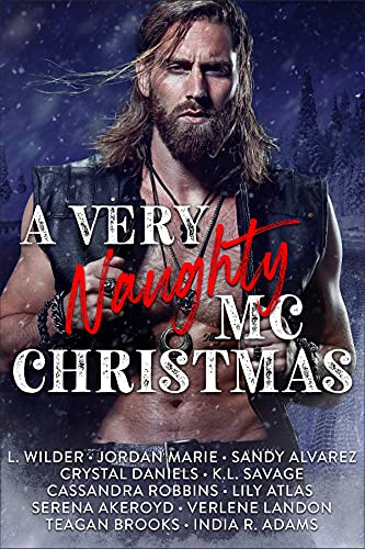 A Very Naughty MC Christmas is a new Christmas romance book for 2021. Check out the full book list of new Christmas romance novels releasing this year from romance book blogger, She Reads Romance Books.