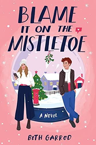 Blame it On the Mistletoe is a new Christmas romance book for 2021. Check out the full book list of new Christmas romance novels releasing this year from romance book blogger, She Reads Romance Books.