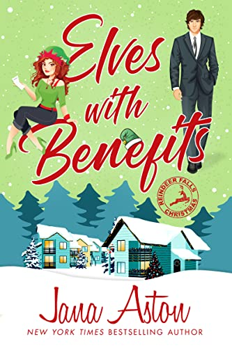 Elves With Benefits is one of the best Christmas romance novellas worth reading.