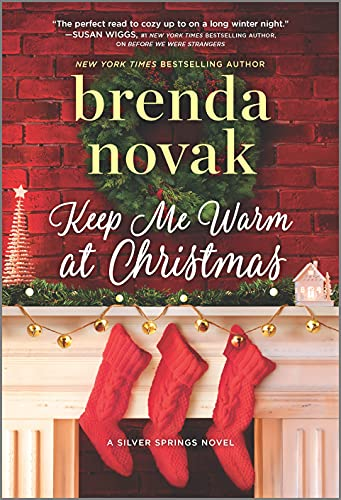 Keep Me Warm at Christmas is a new Christmas romance book for 2021.
