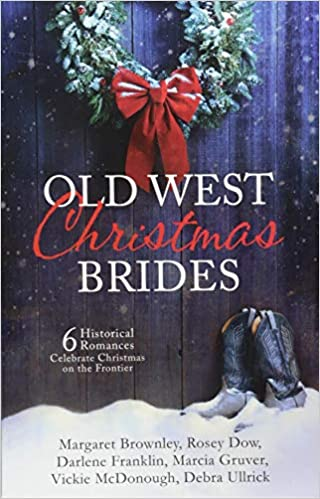 Old West Christmas Brides is a Christmas historical romance novel to read this holiday season according to romance book blogger, She Reads Romance Books.