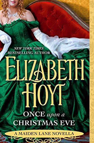 Once Upon a Christmas Eve is a Christmas historical romance novel to read this holiday season according to romance book blogger, She Reads Romance Books.