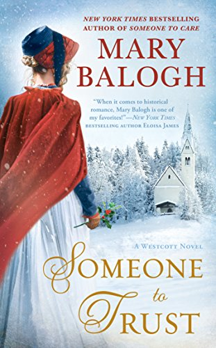 Someone to Trust is a Christmas historical romance novel to read this holiday season according to romance book blogger, She Reads Romance Books.
