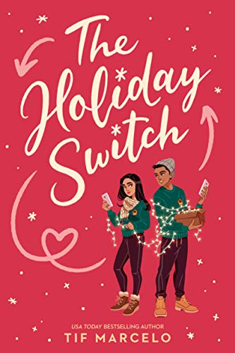 The Holiday Switch is a new Christmas romance book for 2021. Check out the full book list of Christmas romance books releasing this year from She Reads Romance Books.