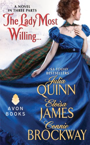 The Lady Most Willing is a Christmas historical romance novel to read this holiday season according to romance book blogger, She Reads Romance Books.